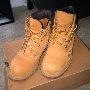 "Timberlands 6"" Classic Boot"